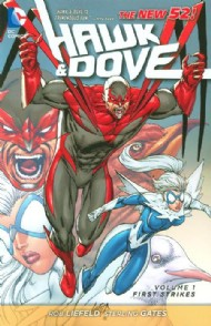 Hawk and Dove: First Strikes 2012 #1