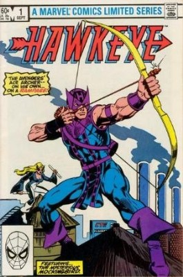Hawkeye (1st Series) #1