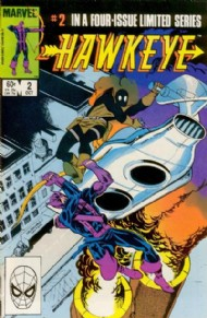 Hawkeye (1st Series) 1983 #2