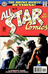 All Star Comics 1999 #2