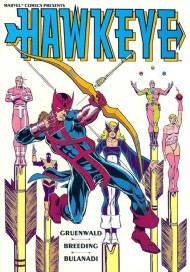 Hawkeye (1st Series) 1983