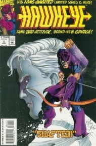 Hawkeye (2nd Series) 1994 #1