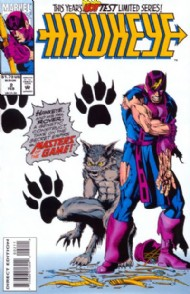 Hawkeye (2nd Series) 1994 #2