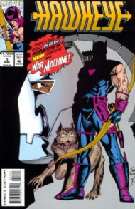 Hawkeye (2nd Series) 1994 #3