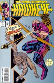 Hawkeye (2nd Series) 1994 #4