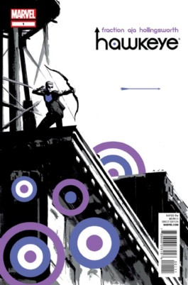 Hawkeye (4th Series) #1