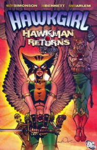 Hawkgirl: Hawkman Returns 2007