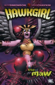 Hawkgirl: the Maw 2007