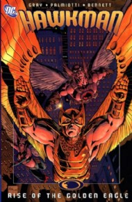 Hawkman: Rise of the Golden Eagle 2006