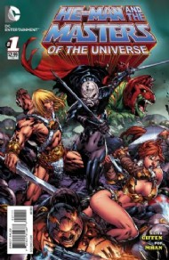 He-Man and the Masters of the Universe 2012 - 2014 #1