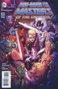 He-Man and the Masters of the Universe 2012 - 2014 #2