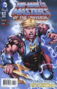 He-Man and the Masters of the Universe 2012 - 2014 #4