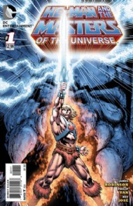 He-Man and the Masters of the Universe (Mini Series)  #1