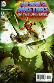 He-Man and the Masters of the Universe (Mini Series)  #3