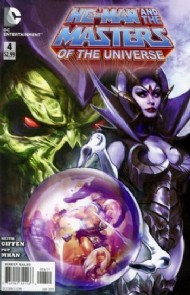 He-Man and the Masters of the Universe (Mini Series)  #4