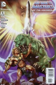 He-Man and the Masters of the Universe (Mini Series)  #5