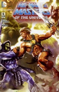 He-Man and the Masters of the Universe (Mini Series)  #6