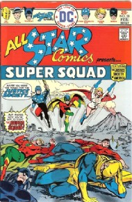 All Star Comics (2nd Series) 1976 - 1978 #58