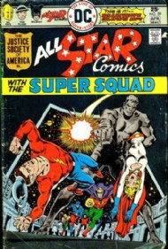 All Star Comics (2nd Series) 1976 - 1978 #59