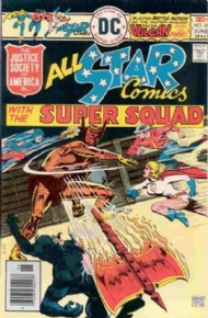 All Star Comics (2nd Series) 1976 - 1978 #60