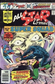 All Star Comics (2nd Series) 1976 - 1978 #62
