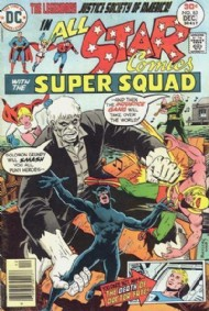 All Star Comics (2nd Series) 1976 - 1978 #63