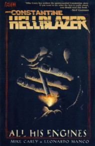 Hellblazer: All His Engines 2005
