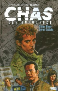Hellblazer: Chas - the Knowledge 2009