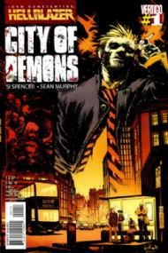 Hellblazer: City of Demons 2010 - 2011 #1