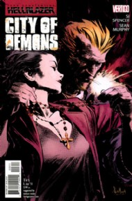 Hellblazer: City of Demons 2010 - 2011 #3