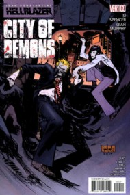 Hellblazer: City of Demons 2010 - 2011 #4