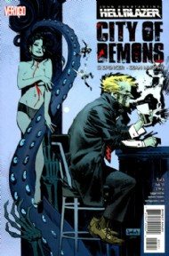 Hellblazer: City of Demons 2010 - 2011 #5