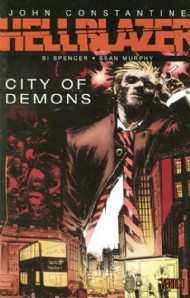 Hellblazer: City of Demons 2010 - 2011