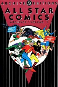 All Star Comics Archives 1991 - 2006 #1