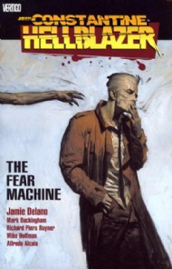 Hellblazer: the Fear Machine 2008