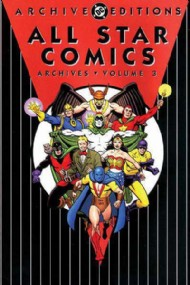 All Star Comics Archives 1991 - 2006 #3