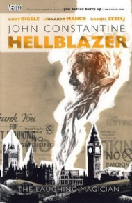 Hellblazer: the Laughing Magician 2008