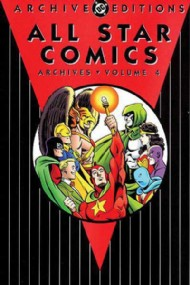 All Star Comics Archives 1991 - 2006 #4