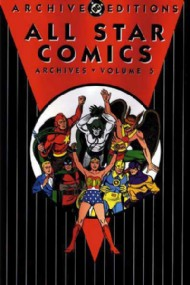 All Star Comics Archives 1991 - 2006 #5