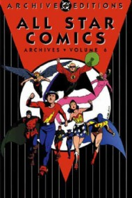All Star Comics Archives 1991 - 2006 #6