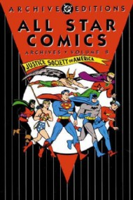 All Star Comics Archives 1991 - 2006 #8