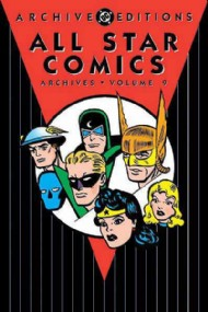All Star Comics Archives 1991 - 2006 #9