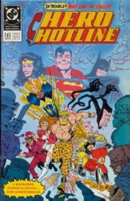Hero Hotline 1989 #1