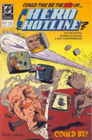 Hero Hotline 1989 #6