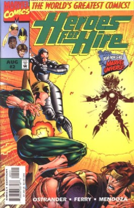 Heroes for Hire (1st Series) #2