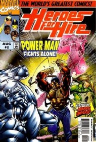 Heroes for Hire (1st Series) 1997 - 1999 #2