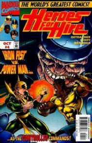 Heroes for Hire (1st Series) 1997 - 1999 #4