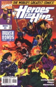 Heroes for Hire (1st Series) 1997 - 1999 #5
