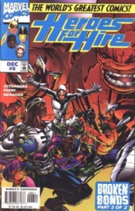 Heroes for Hire (1st Series) 1997 - 1999 #6
