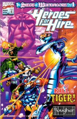 Heroes for Hire (1st Series) #15